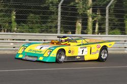#1 Chevron B 21 1972: Jacques Nicolet, Pierre De Thoisy