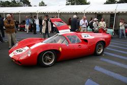 #49 Lola T70 Mkiii 1967: Jean Guikas