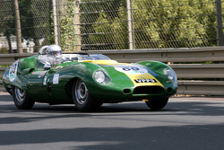 #69 Lister Costin Jaguar 1959: David Wenman