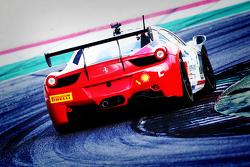 #2 AF Corse Ferrari 458: Alexey Basov