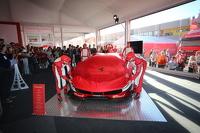 Ferrari 488 GTE, GT3 unveil