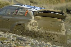 Andreas Mikkelsen and Ola Floene, Volkswagen Polo WRC, Volkswagen Motorsport