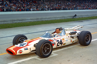 IndyCar Photos - Graham Hill