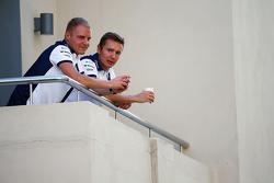 Valtteri Bottas, Williams with Antti Vierula, Personal Trainer
