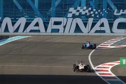 Konstantin Tereshchenko, Campos Racing and Ralph Boschung, Jenzer Motorsport