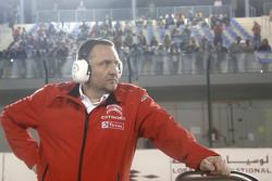 Yves Matton, head of Citroën Sport