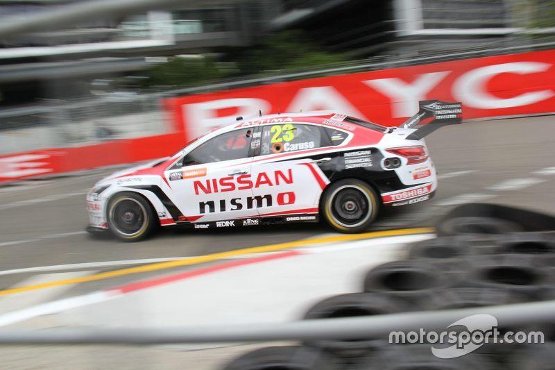 #23: Michael Caruso (Nissan)