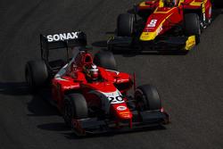 Emil Bernstorff, Arden International and Norman Nato, Racing Engineering