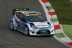 Tobia Cavallini and Andrea Rossetto, Ford Fiesta