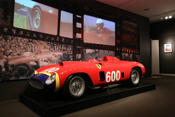 Juan Manuel Fangio Ferrari auction