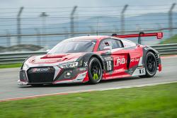 #15 Audi HK Powered by Phoenix Racing Asia Audi R8 LMS: Marchy Lee, Shaun Thong, Alex Yoong