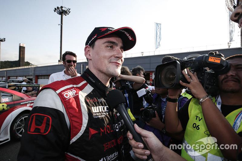 11.诺伯特·米切利斯——WTCC世界房车锦标赛 Zengo Motorsport 优科豪马独立杯冠军(1胜)