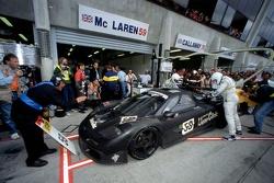 Kokusai Kaihatsu车队59号迈凯伦F1 GTR:雅尼克·达尔马斯、正德关谷、杰杰·洛特