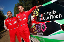 Terry Folb and François Le Floch
