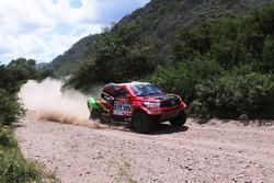 #305 Toyota: Yazeed Al-Rajhi, Timo Gottschalk