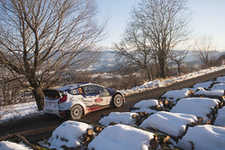 Bryan Bouffier and Victor Bellotto, M-Sport Ford Fiesta WRC