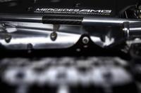 Mercedes AMG F1 W06, il motore