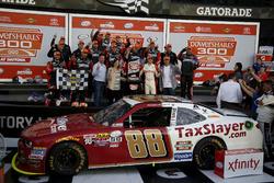 Race winner: Chase Elliott, JR Motorsports Chevrolet