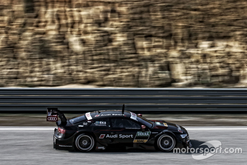 Bestzeit 1. Tag: Mattias Ekström, Audi RS 5 DTM