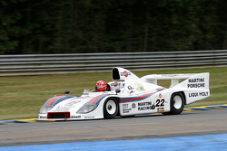 #22 Porsche 936 1977: Jean-Marc Luco, Jürgen Barth