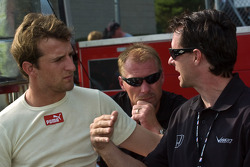 A.J. Foyt IV and Bryan Herta