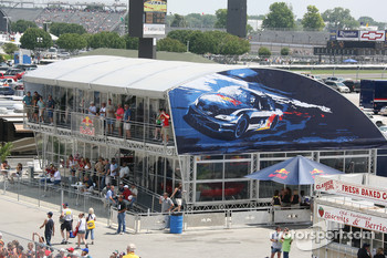 The Red Bull Energy Station