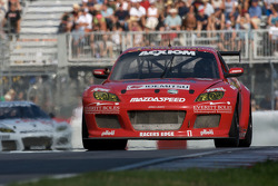 #30 Racers Edge Motorsports Mazda RX-8: Doug Peterson, Ross Smith