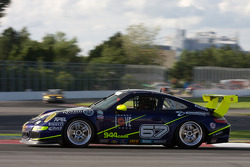 #67 TRG Porsche GT3 Cup: Tim George Jr., Andy Lally