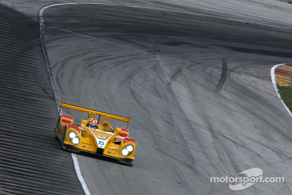 #6 Penske Racing Porsche RS Spyder: Sascha Maassen, Patrick Long