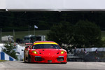 #61 Risi Competizione Ferrari F430 GT: Harrison Brix, Patrick Friesacher