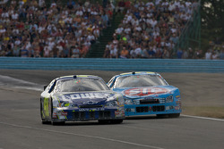 Jimmie Johnson and Marcos Ambrose