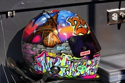 Chris McMurry helmet