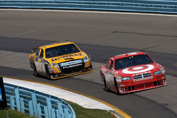 Reed Sorenson and Matt Kenseth