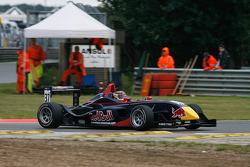 Brendon Hartley Carlin Motorsport Dallara-Mercedes