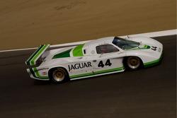 Jim Busby, 1982 Jaguar XJR4