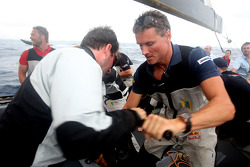 Red Bull Racing and Scuderia Toro Rosso, sailing trip, David Coulthard, Red Bull Racing