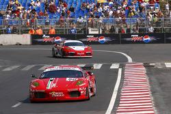 #50 AF Corse Ferrari 430: Toni Vilander, Gianmaria Bruni