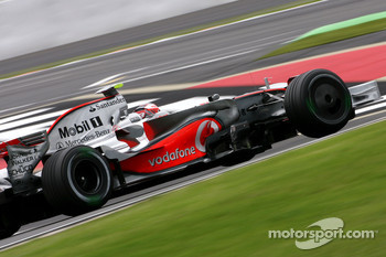 Heikki Kovalainen, McLaren Mercedes