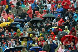 Wet fans
