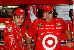 Reed Sorenson and crew chief Donnie Wingo