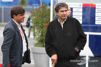 Pasquale Lattuneddu, FOM, Formula One Management