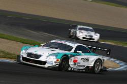 #36 Petronas Tom'S SC430: Juichi Wakisaka, Andre Lotterer