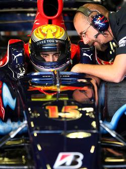 Sebastien Buemi, Test Driver, Scuderia Toro Rosso, STR03