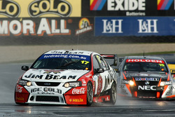 Steve Owen, Warren Luff (Jim Beam Racing Ford Falcon BF)