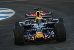 Sebastien Buemi, Test Driver, Red Bull Racing, RB4
