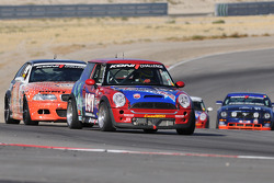 #197 RSR Motorsports Mini Cooper S: Mark Congleton, BJ Zacharias