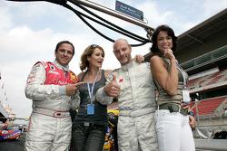 Christian Abt, Anja Kling, Simon Licht, Gerit Kling