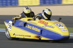 56-Jakob Rutz, Rita Aeberli-Sidecar Racing Team Rutz Ae