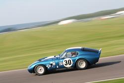 Tourist Trophy practice: AC cobra Daytona