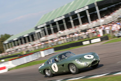 Tourist Trophy race: 1963 Aston Martin Project 214